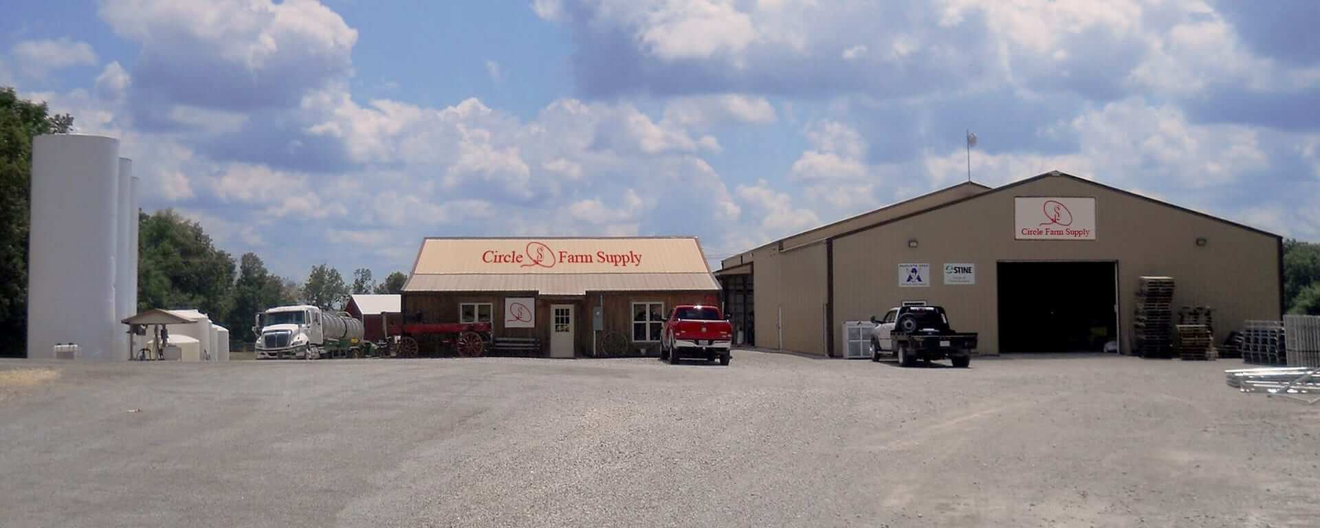 Circle S Farm facility