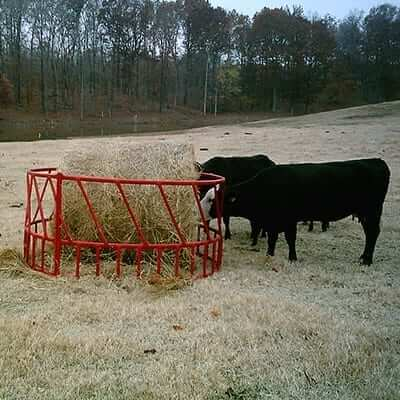 Heavy Duty Hay Rings