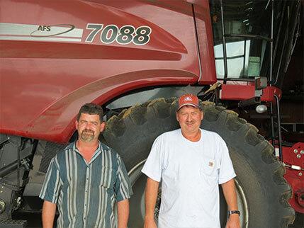 Alan Keith Sims Newbern TN Corn Soybeans