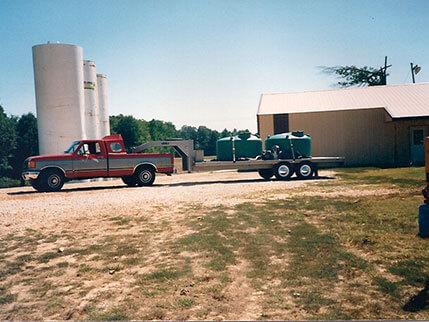Circle S Farm Supply late 80s