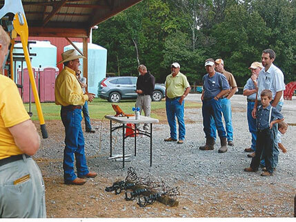 Harrell Stafford Livestock Producers Circle S Farm Cattle Producers