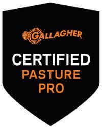Gallagher Pasture Pro Logo